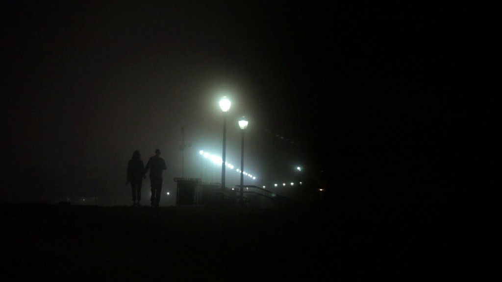 Moon Walk Fog